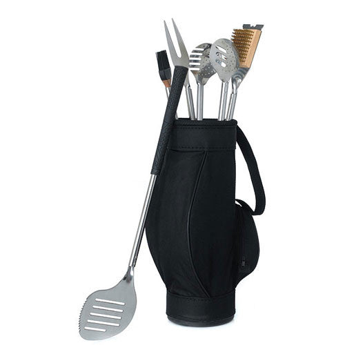BBQ Golf Grilling Tools and Bag - Premier Home & Gifts