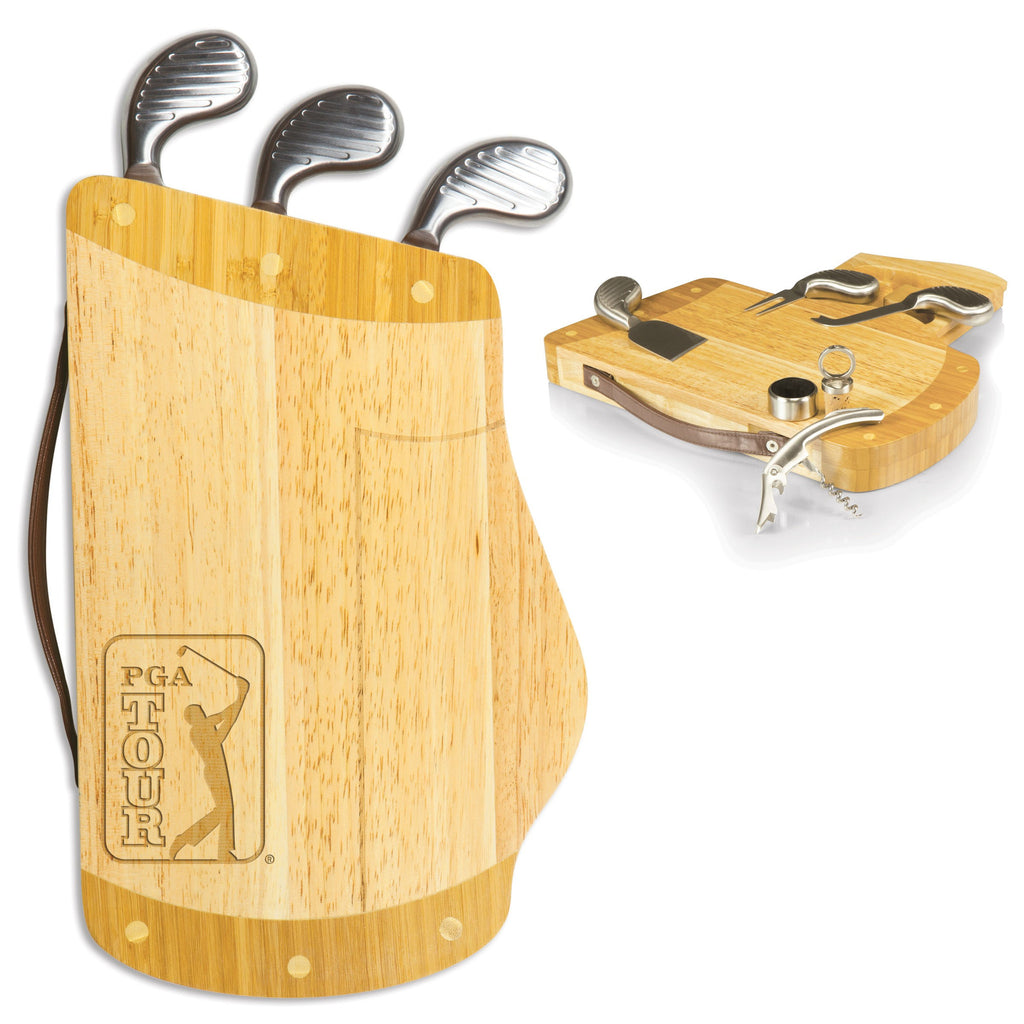 PGA Tour Caddy Cheese Board