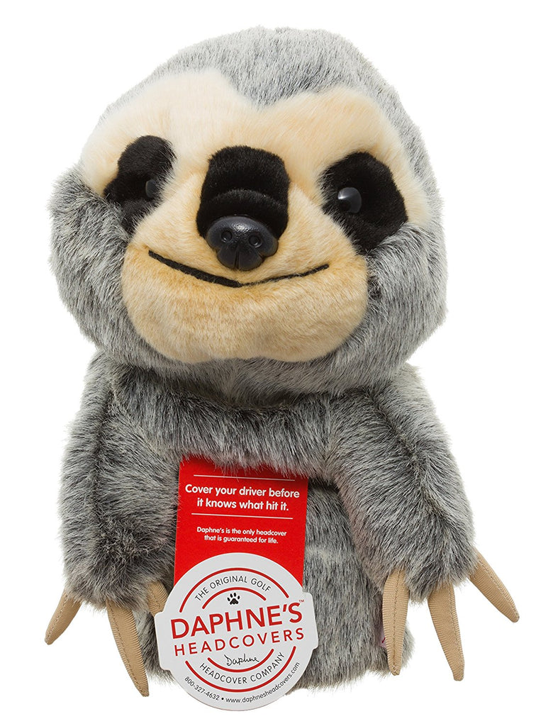 Sloth Golf Head Cover - Golf Gifts - Premier Home & Gifts