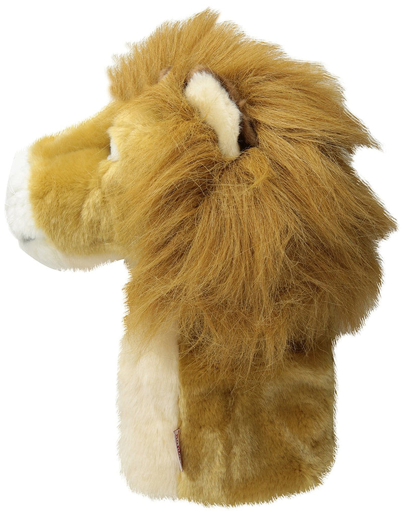 Lion Golf Head Cover - Golf Gifts - Premier Home & Gifts