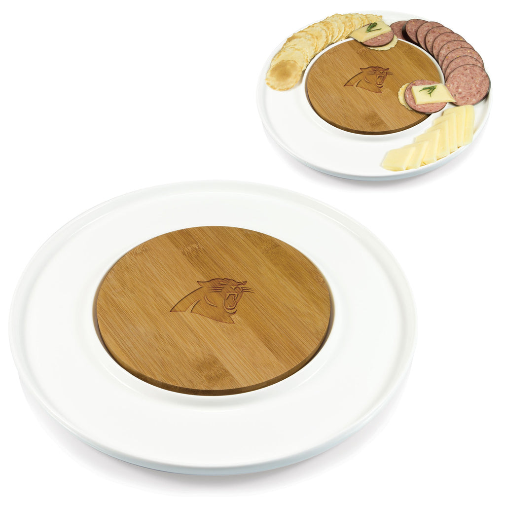 NFL Round Serving Set