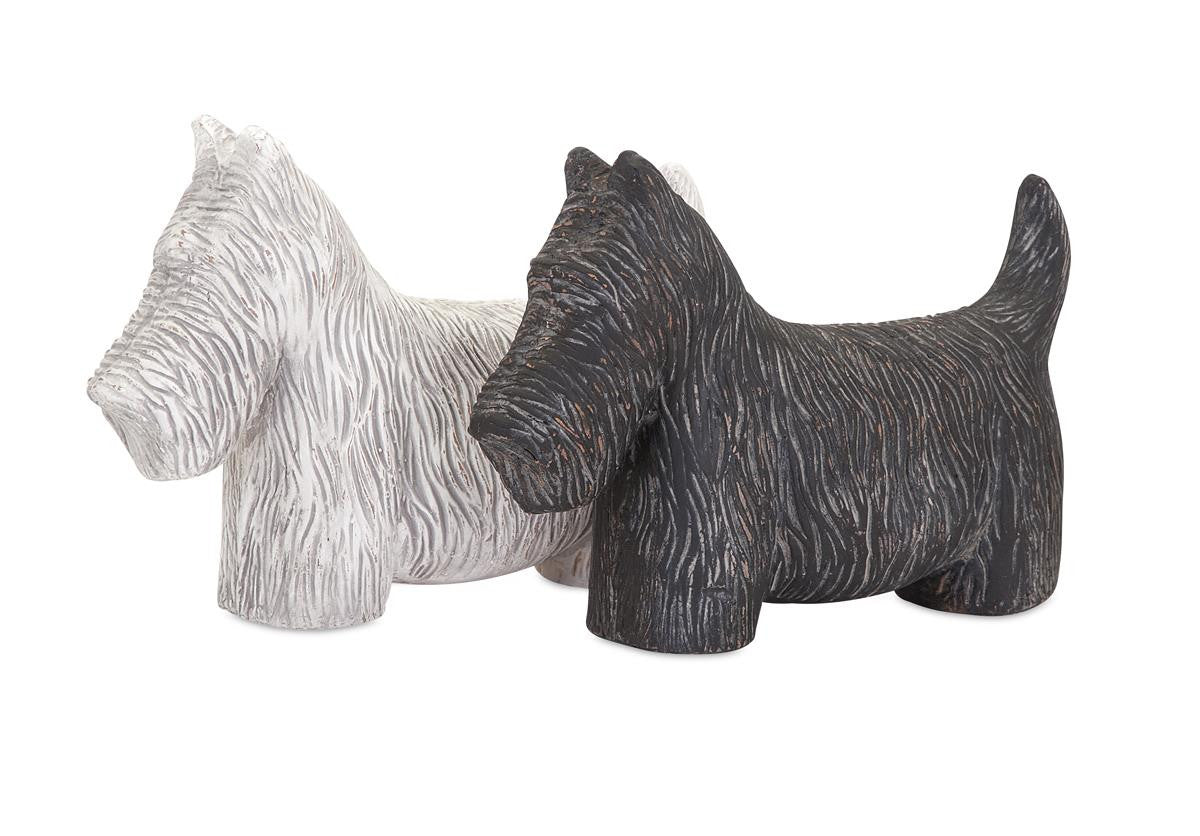 Scottie Dogs - Set of 2 | Premier Home & Gifts ...
