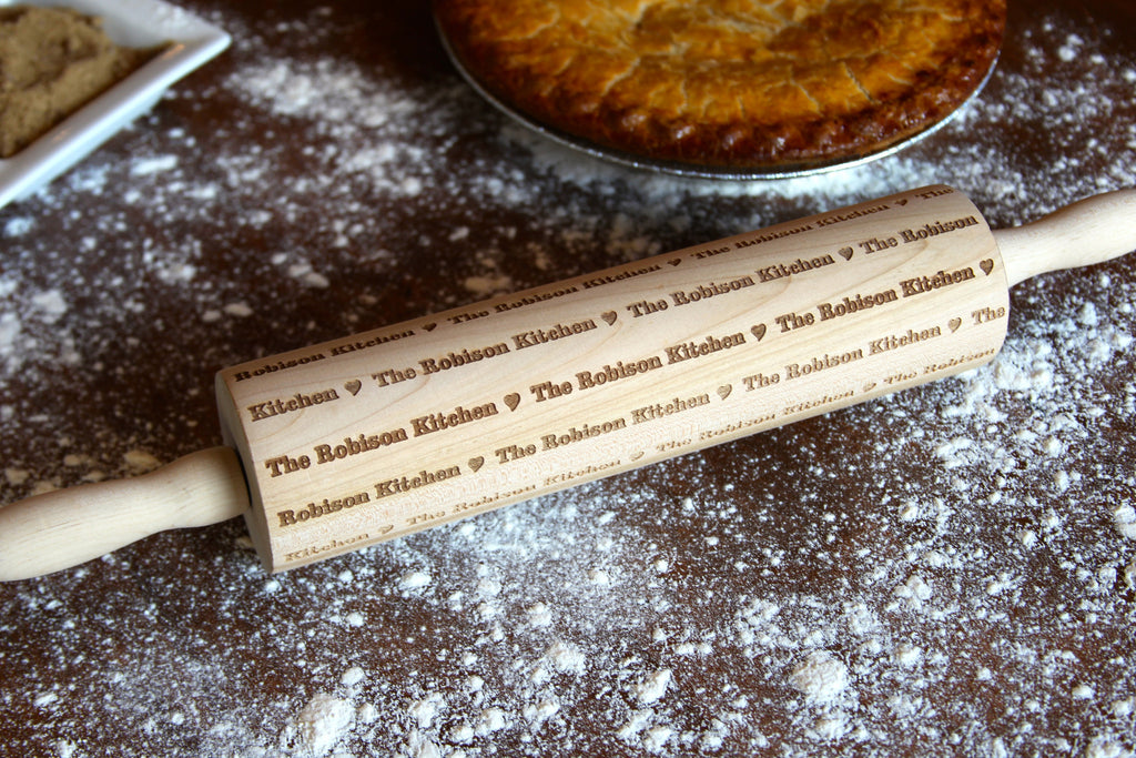 Love Collection Rolling Pin
