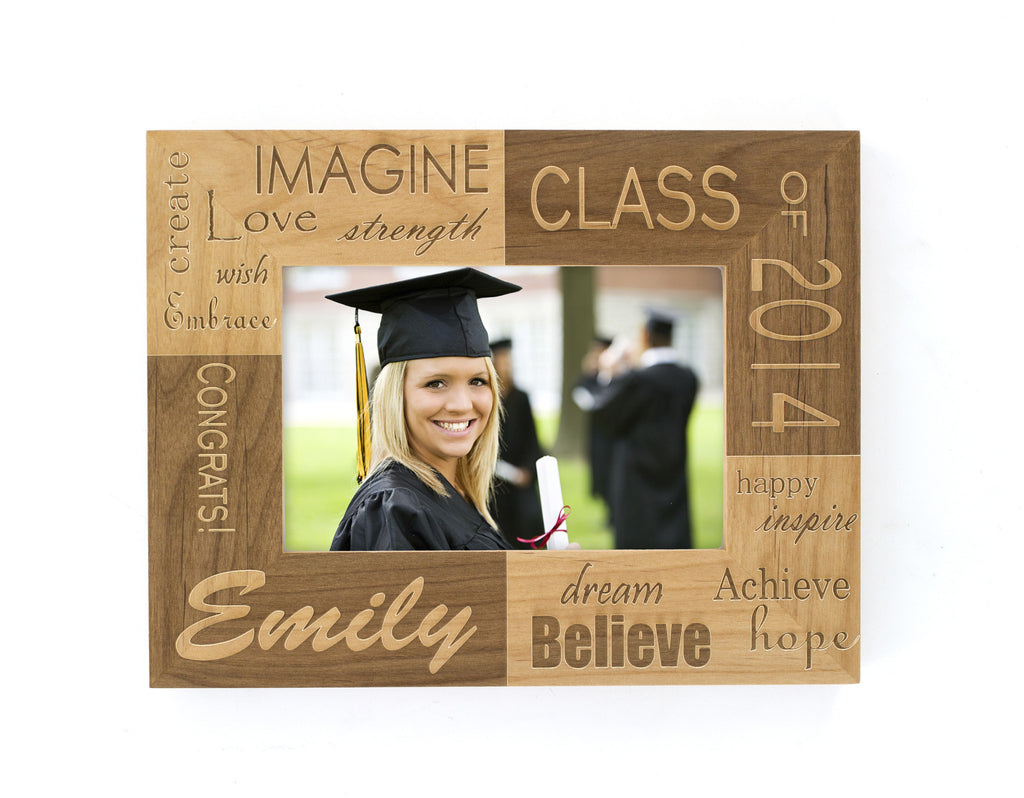 Graduation Photo Frame - Personalized