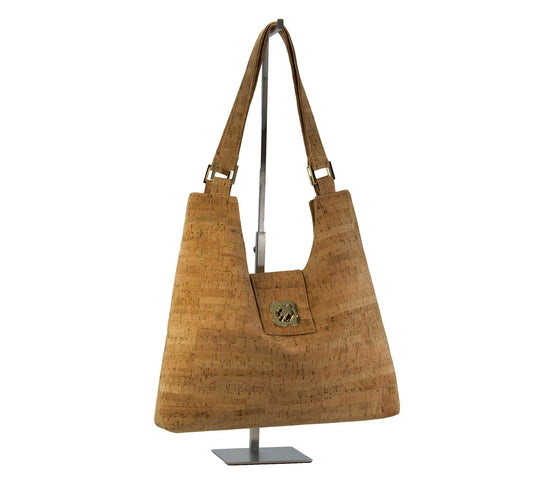 Classic Cork Shoulder Bag