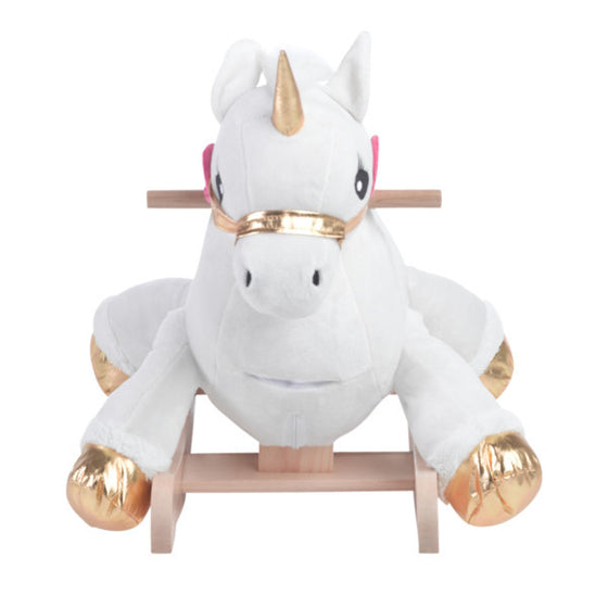 Unicorn Rocking Horse - Premier Home & Gifts