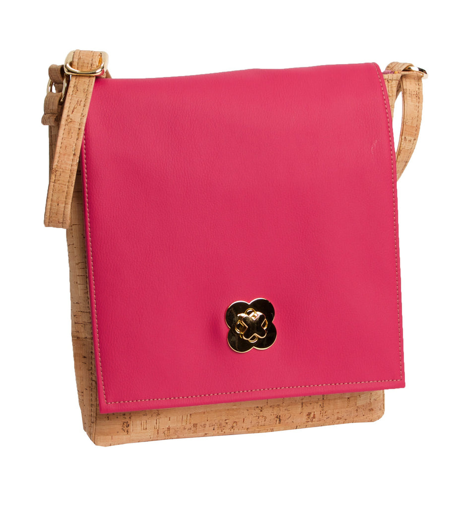 Professional Cork Mini Messenger Bags - Premier Home & Gifts