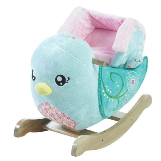 Blue Bird Rocker - Premier Home & Gifts