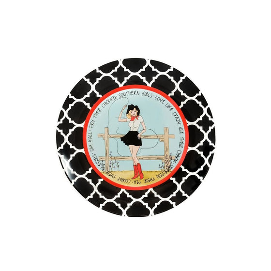 Southern Sass Commemorative Plate | Premier Home & Gifts