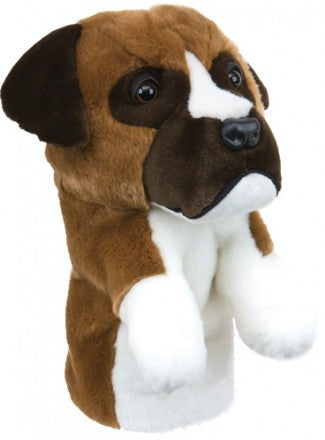 Boxer Golf Head Cover