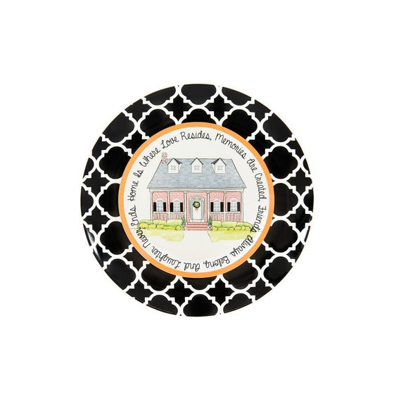 New Home Commemorative Plate - Premier Home & Gifts