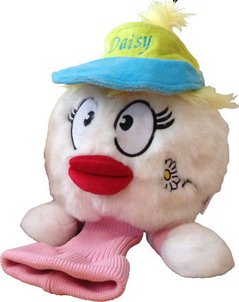 Daisy de Ball Golf Head Cover
