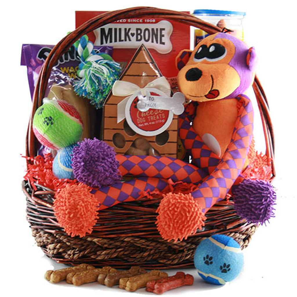 All About Your Pooch Dog Gift Basket