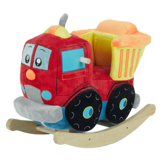 Dump Truck Toy Rocker - Premier Home & Gifts
