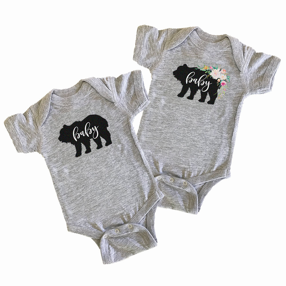 Baby Bear Onesie - Baby Gifts - Premier Home & Gifts