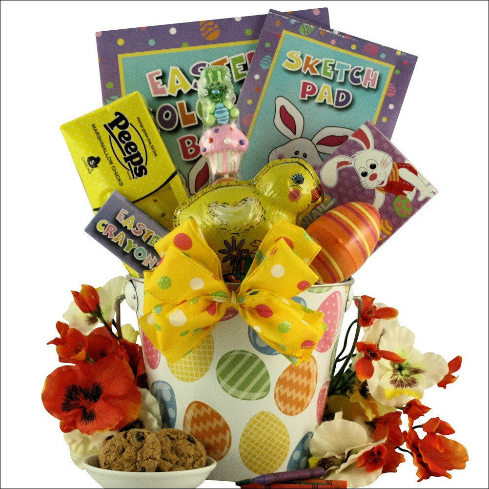Easter Toddler Treasures Toddler Easter Basket 18 - 30 Months