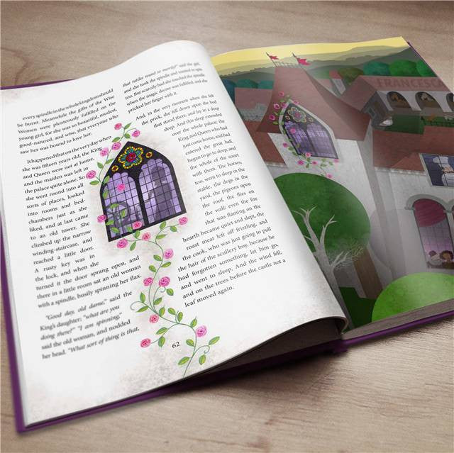 My Fairy Tale Book - Personalized