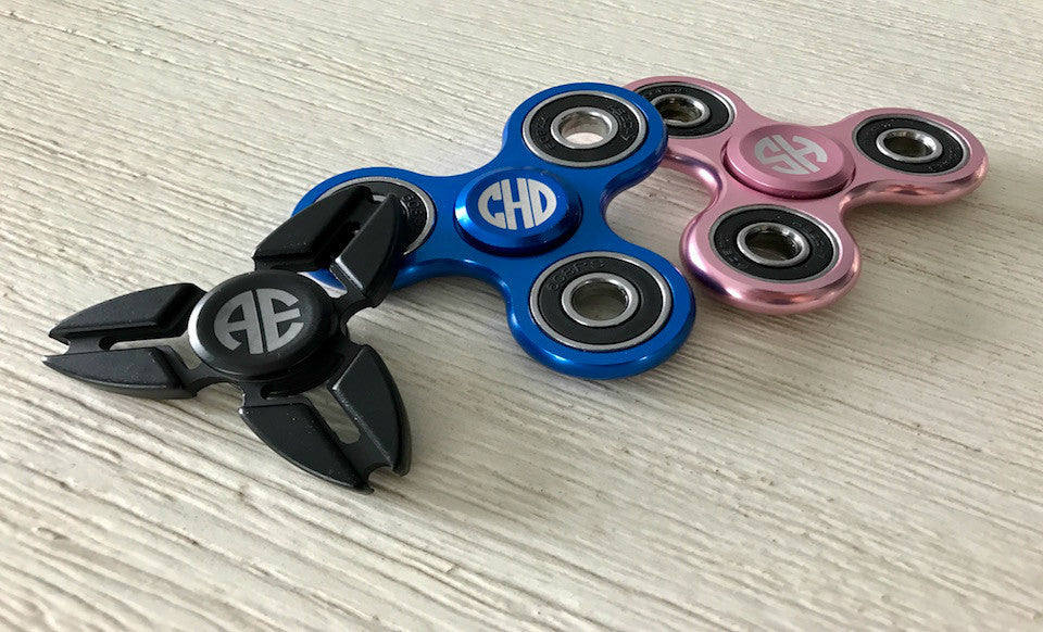 idget Spinners - Personalized