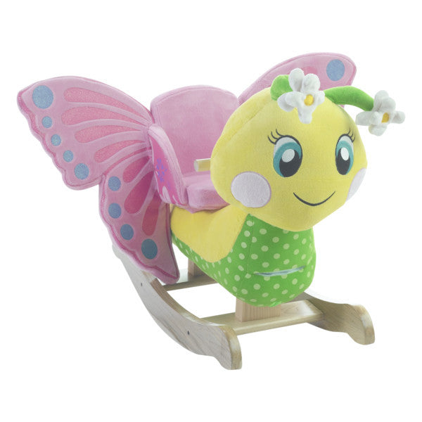 Flutter Butterfly Rocker - Premier Home & Gifts