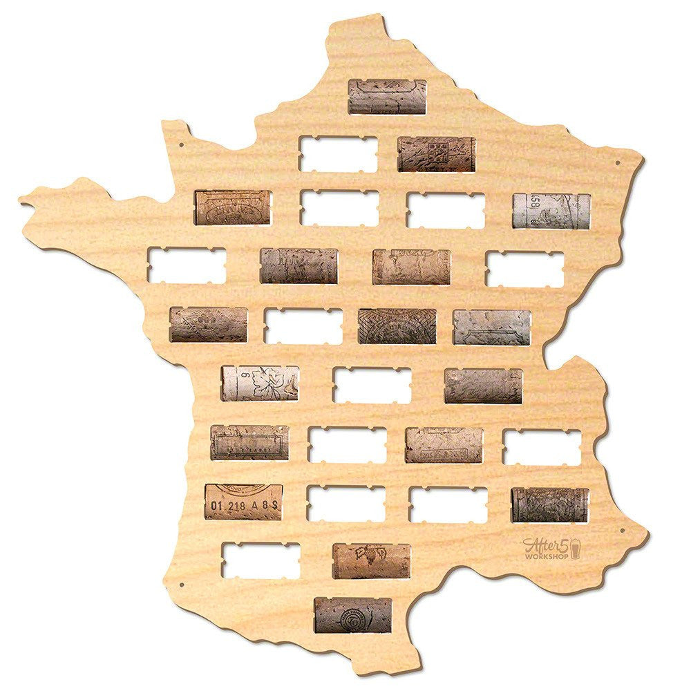 France Wine Cork Sign - Premier Home & Gifts