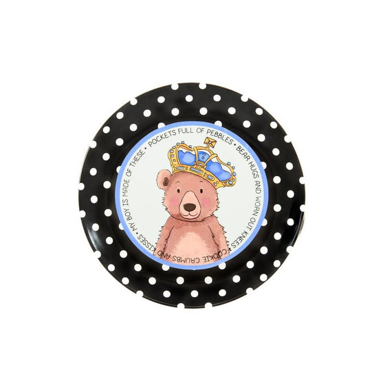 Baby Boy Commemorative Plate - Premier Home & Gifts