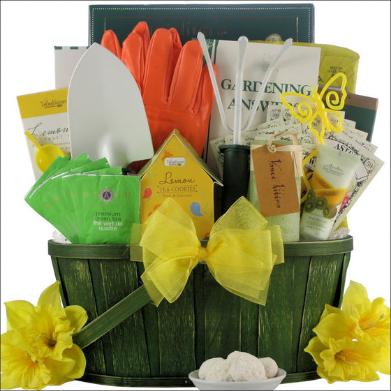 Gardener's Delight Gift Basket - Premier Home & Gifts