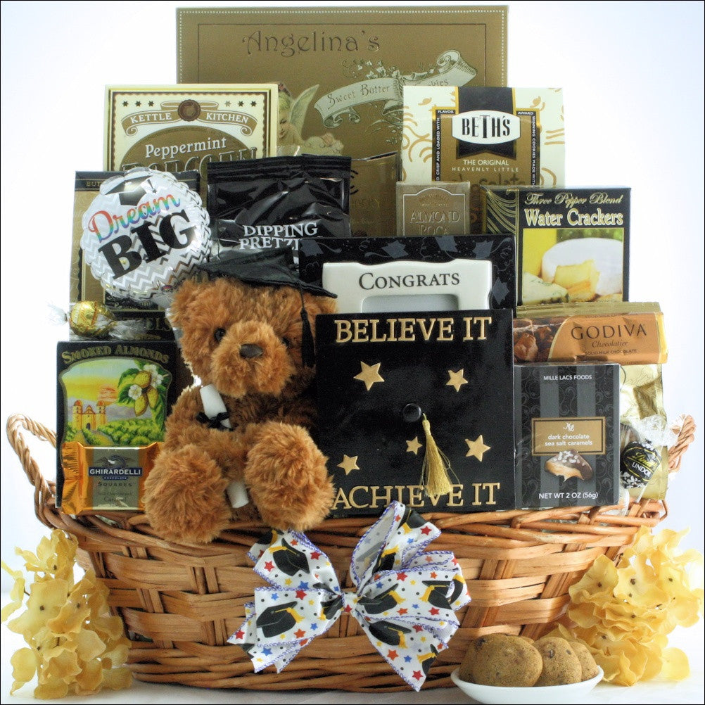 You Did It Graduation Gift Basket