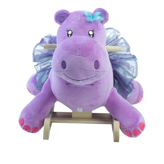 Happy Hippo Toy Rocker - Premier Home & Gifts