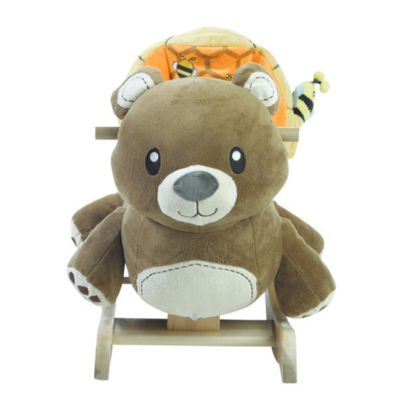 Honey Bear Toy Rocker - Premier Home & Gifts