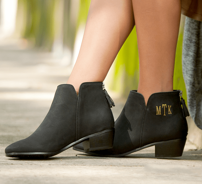 Gracie Ankle Boots - Premier Home & Gifts