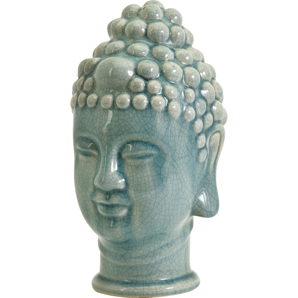 Taibei Ceramic Buddha Head