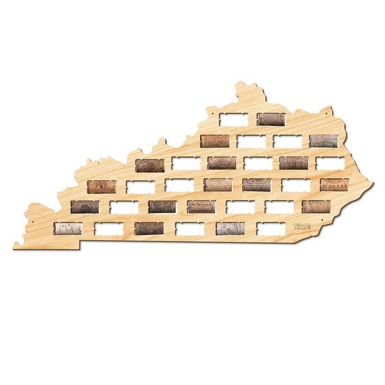 Kentucky Wine Cork Sign - Premier Home & Gifts