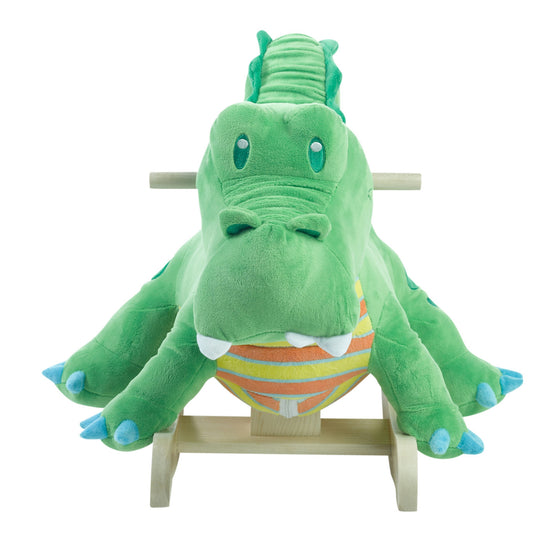 Crocky the Crocodile Toy Rocker - Premier Home & Gifts