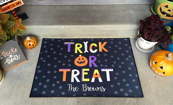 Halloween Door Mats - Premier Home & Gifts