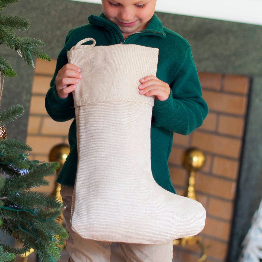 Christmas Stocking - Classic Design - Premier Home & Gifts