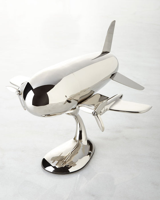 Airplane Cocktail Shaker - Bar Gifts - Premier Home & Gifts