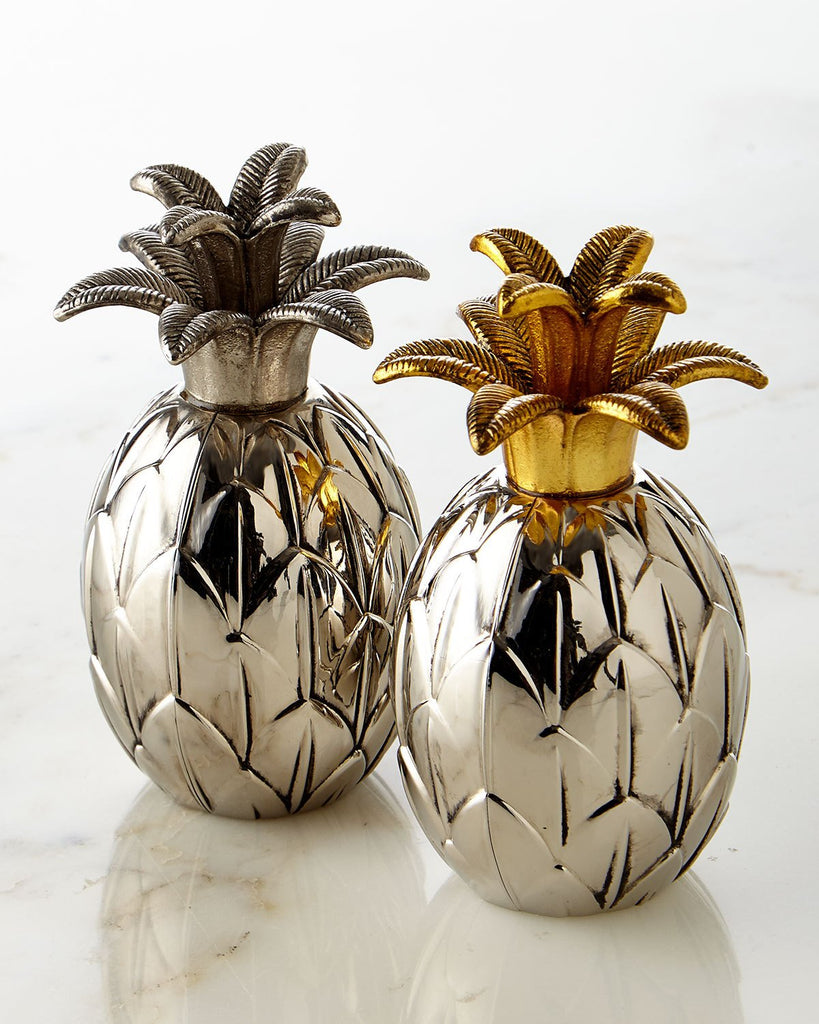 Island Pineapple Salt and Pepper Set - Kitchen Gifts - Premier Home & Gifts