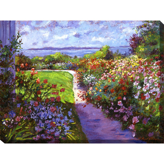 Nantucket Island Outdoor Canvas Art - Premier Home & Gifts