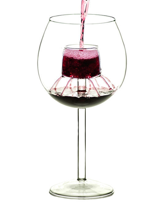 The Legacy Aerating Wine Glass - Set of 2