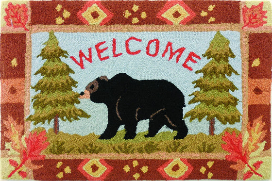 Bear Lake Accent Rug