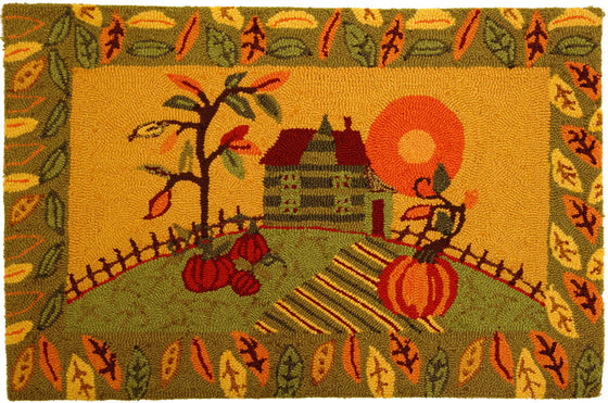 Autumn House Accent Rug