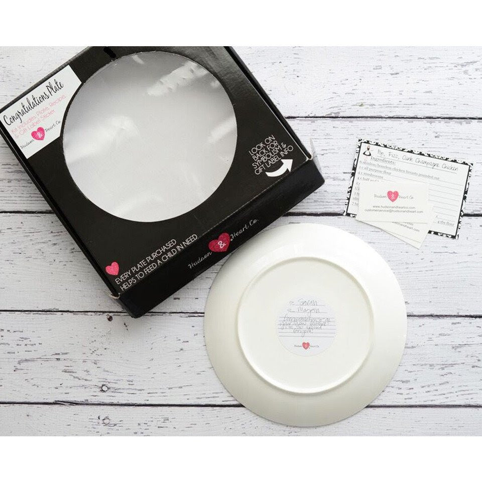 Hostess with the Mostess Commemorative Plate - Premier Home & Gifts