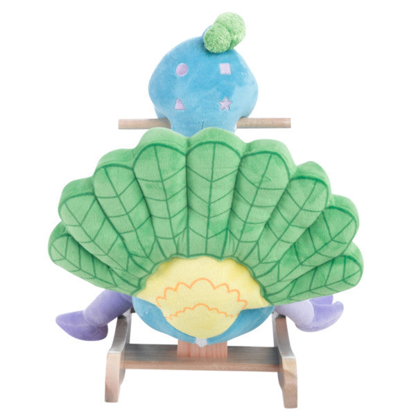 Pretty Peacock Toy Rocker - Premier Home & Gifts