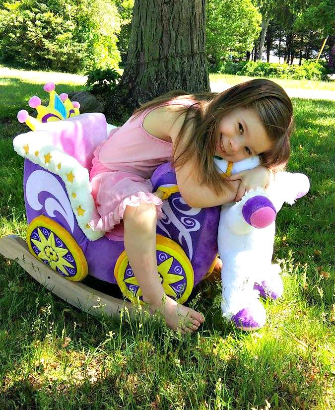 Princess Rocker - Baby Toys