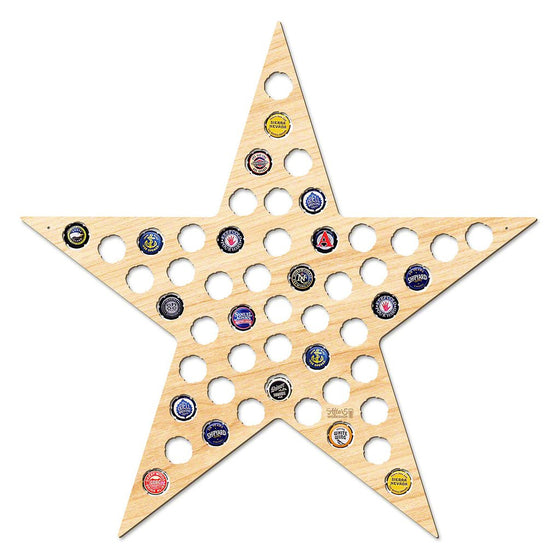 Star Bottle Cap Sign - Premier Home & Gifts