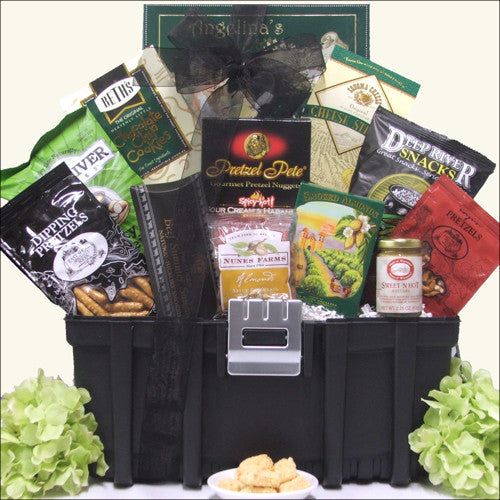 Toolbox Filled with Gifts for the Guys - Premier Home & Gifts