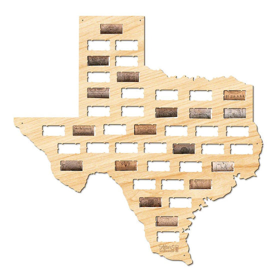 Texas Wine Cork Sign - Premier Home & Gifts