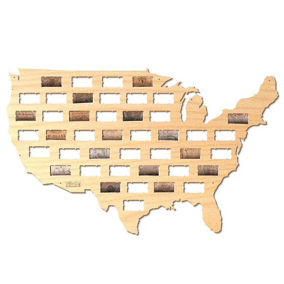 USA Wine Cork Sign - Premier Home & Gifts