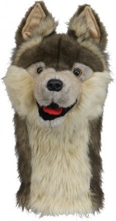 Wolf Golf Head Cover