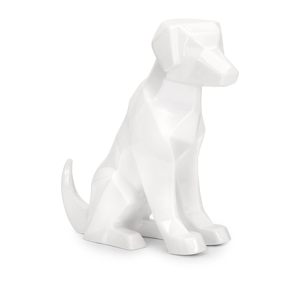 Baxter Porcelain Dog